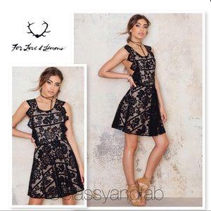 For love & lemons dress 🍋